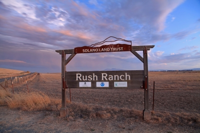 Rush Ranch Sunset