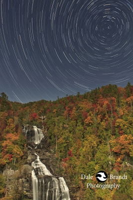 Whitewater Star Trails