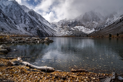 Clearing Storm At Convict Lake
