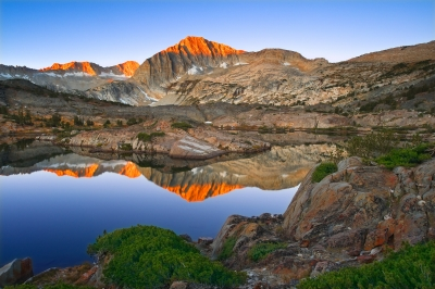 Sierra Wilderness Sunrise