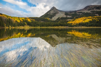 Lost Lake-san Juan Mountains
