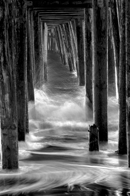 Among The Piers