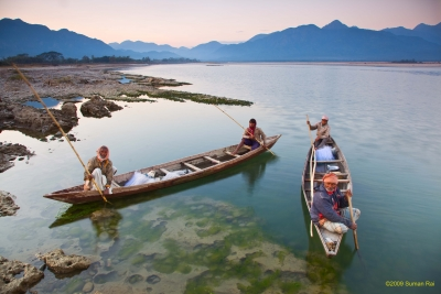 Fishermen Of Siang