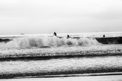 Winter Surfing