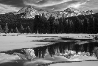 Tuolumne Reflections