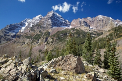 Hiking The Maroon Bells