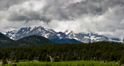 Spring Weather In The Rockies