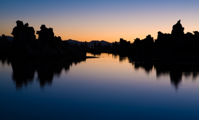 Dawn At South Tufa, Mono Lake Tufa State Reserve, California