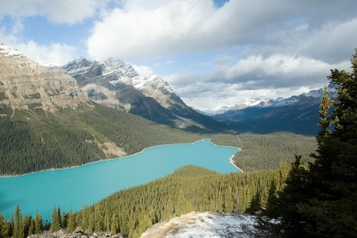 Peyto Lake – Banff National Park