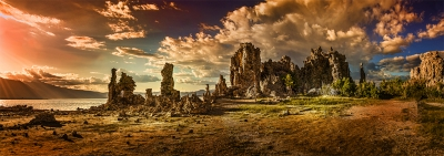 Mono Lake Tufa Sunset