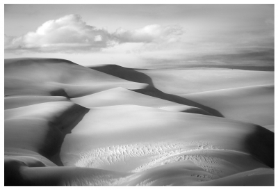 Evening At The Great Sand Dunes