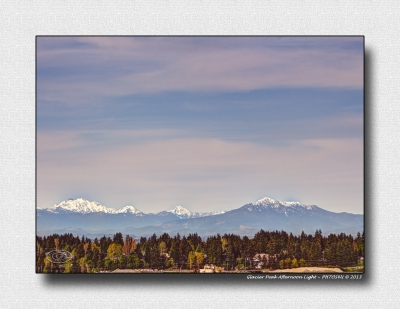 Snohomish River Valey