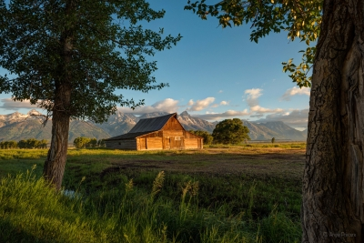 The Most Photographed Barn