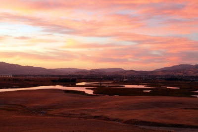 Suisun Marsh Sunset
