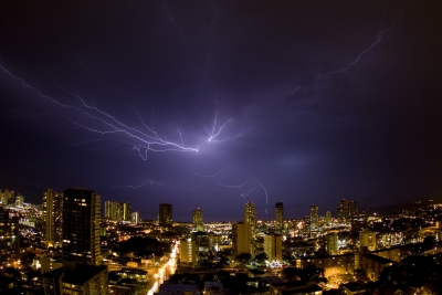Power Over The City
