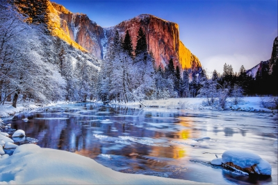 Sunrise In The Thaw