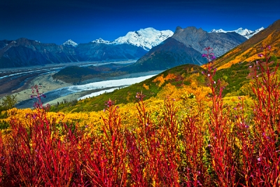 The Colors Of Wrangell – St. Elias Park