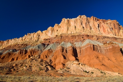 Rocks Of Capitol Reef