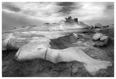 The Serpent Of Bisti