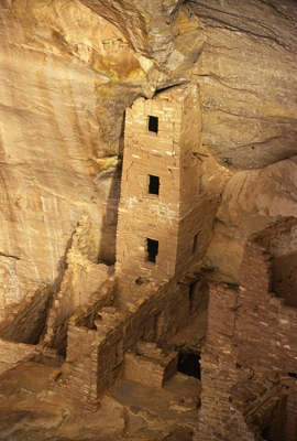 Cliff Dwelling, Mesa Verde Np, Co
