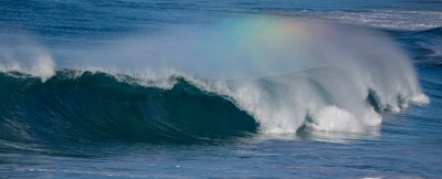 Carmel Rainbow Wave