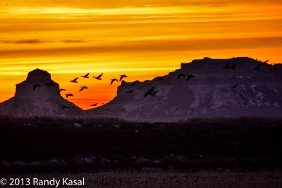 Scottsbluff Sunset