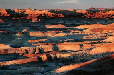 Sunset, Little Painted Desert