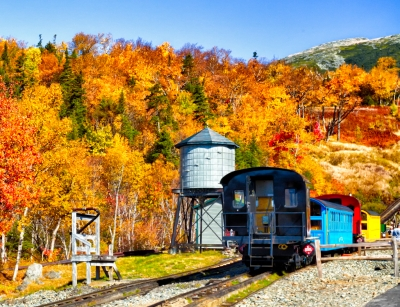 Washington Cog Railway