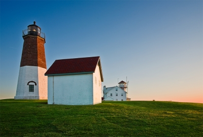 Rhode Island, Point Judith, Lighthouse