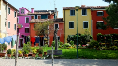 Colorful Italy