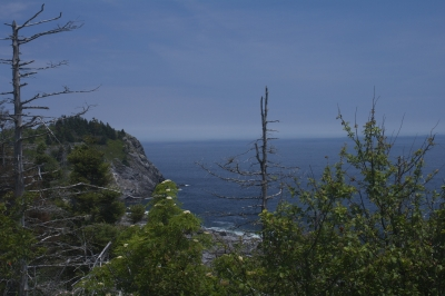 Cliffs Of Monhegan