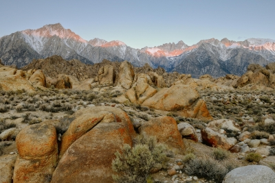 Eastern Sierra Sunrise