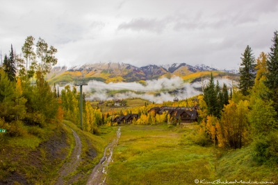 Telluride Fall Colors