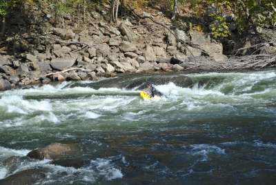 New River Gorge River Boarder