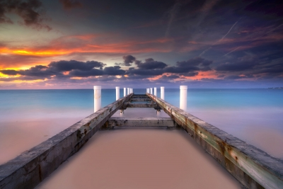 Pathway To A Heavenly World