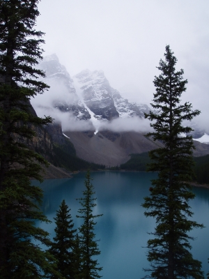 Canadian Rockies – Moraine Lake