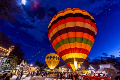 2012 Winthrop Balloon Glow