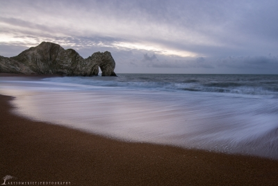 Durdle Door – Beach View