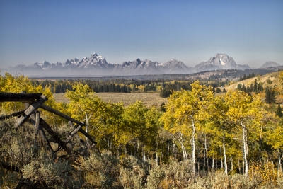 Grand Teton Spectacular View