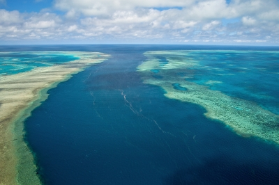 Channel & Twin Reefs, Great Barrier Reef
