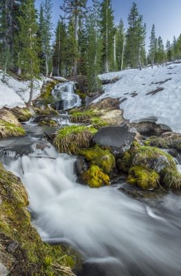Thawing Out-west Fork Hat Creek
