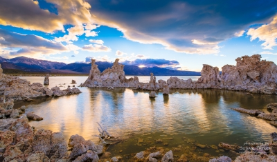 Mono Lake Golden Hour