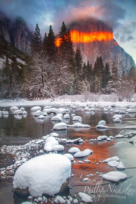 El Capitan, Fire Light