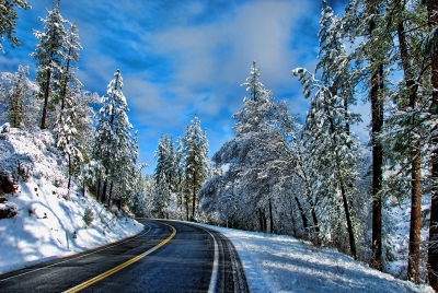 A Winters Road