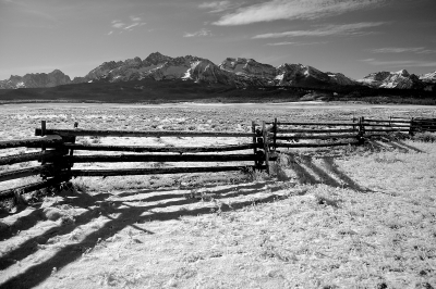 Sawtooth Fence