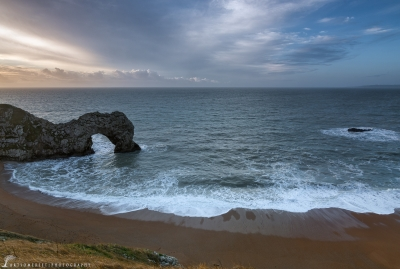 Durdle Door – Cliff View