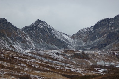 Nearing The Top – Hatcher Pass