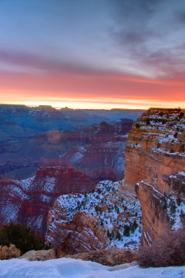 Hopi Point Sunrise