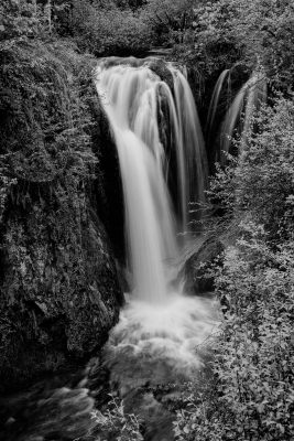 Spearfish Waterfall