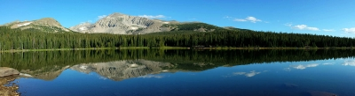 Brainard Lake Panorama